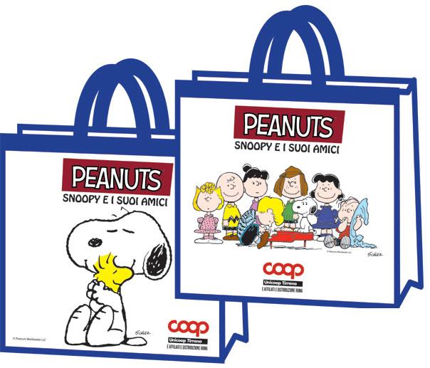 Peanuts E I Suoi Amici Ci Aiutano Nella Spesa Portale Unicoop Tirreno