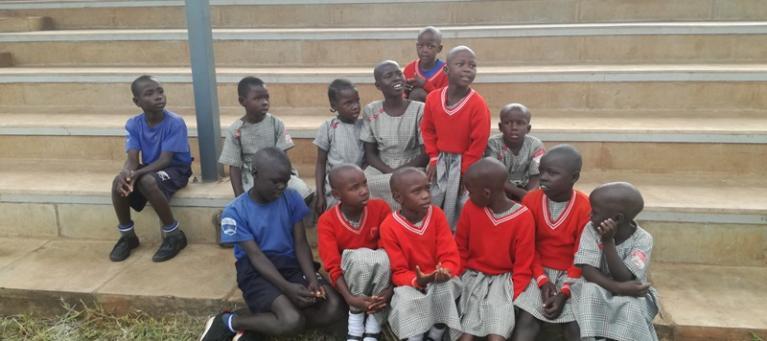 Avsi. Il viaggio in Uganda.